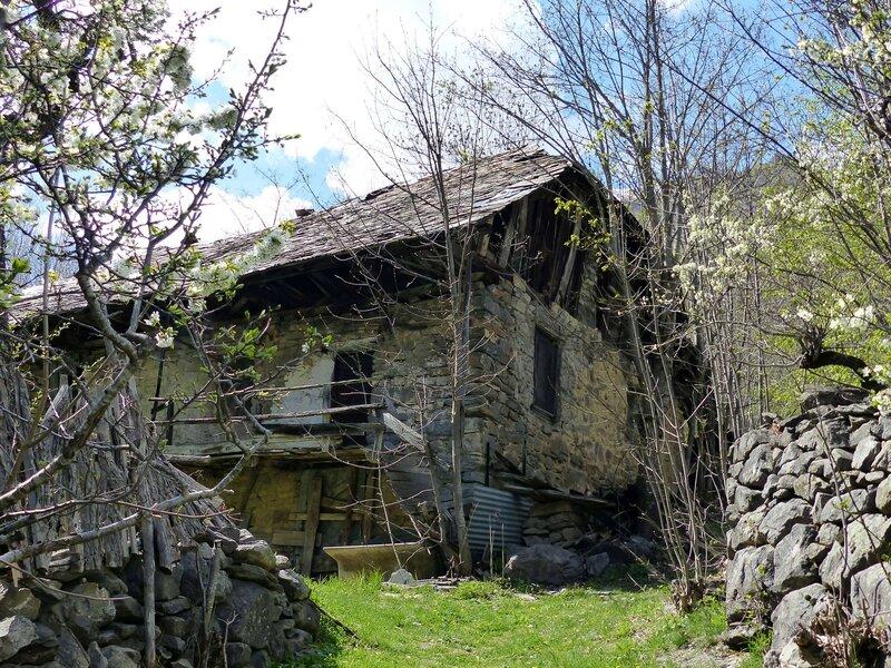 La maison des Oncles aux Viollins