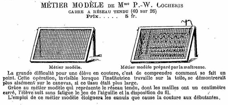 Métier modèle