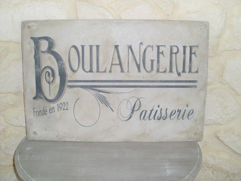 boulangerie (1) 60x40 cm