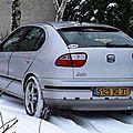Seat Leon TDI 150 sous la neige
