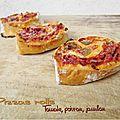 Pizza rolls