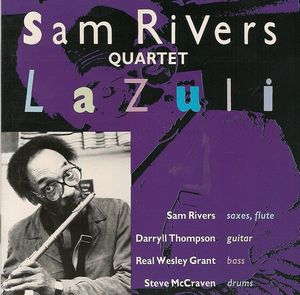 Sam_Rivers_Quartet___1989___Lazuli__Timeless_