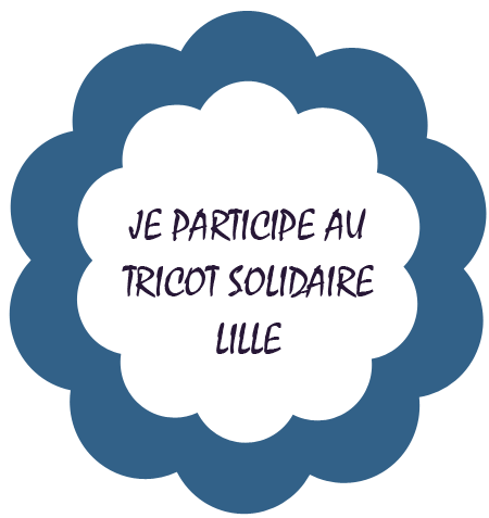 badge tricot solidaire