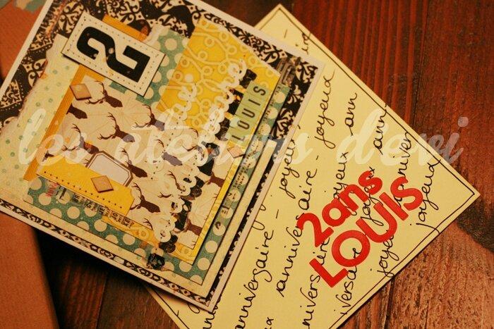 Carte 2 ans Louis (2)