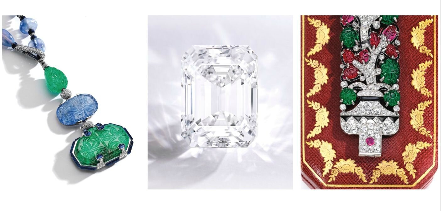 Magnificent Jewels at Sotheby's New York Auction 21 April 2015