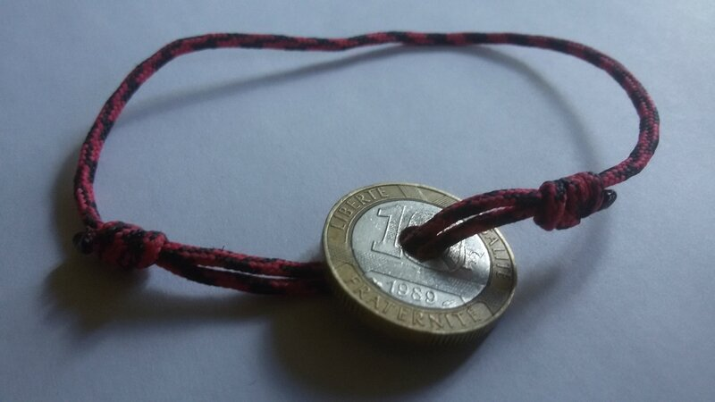 bracelet pièce