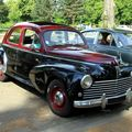 Peugeot 203 berline de 1955 (Retrorencard juin 2010) 01