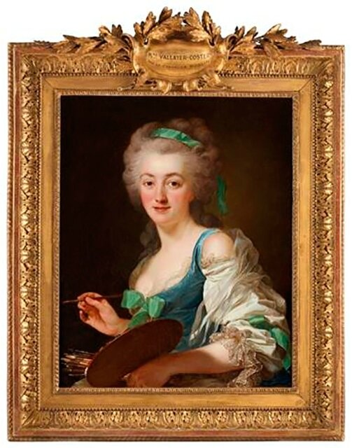 Crocker Art Museum acquires significant 18th century portrait by Alexandre Roslin