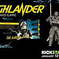 Kurgan dans highlander the board game