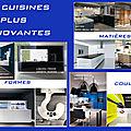 Les cuisines les plus innovantes
