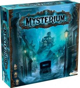 Boutique jeux de société - Pontivy - morbihan - ludis factory - Mysterium