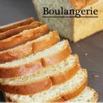 boulangerie menu