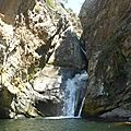 Canyoning : gourg des anelles