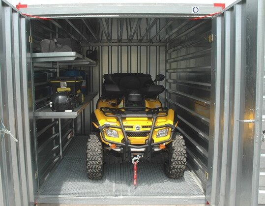 garage quad can am 800 xtmax 3 m photo de photos box