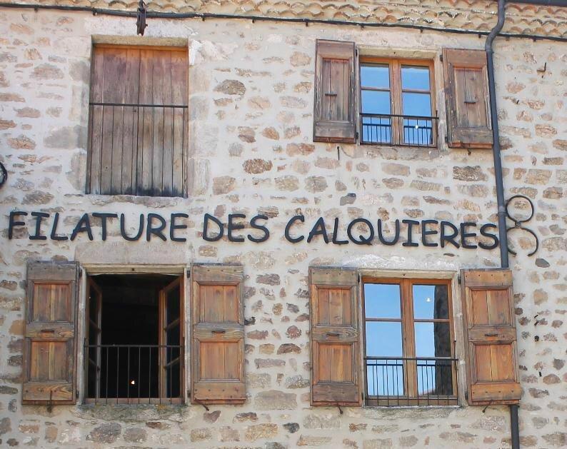 La Filature des Calquières de Langogne