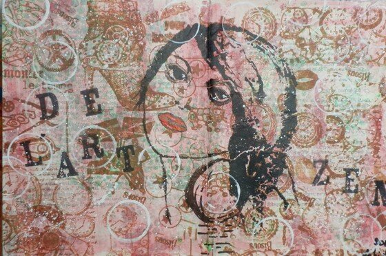 AJ Mixed media aout 2016 steampunk