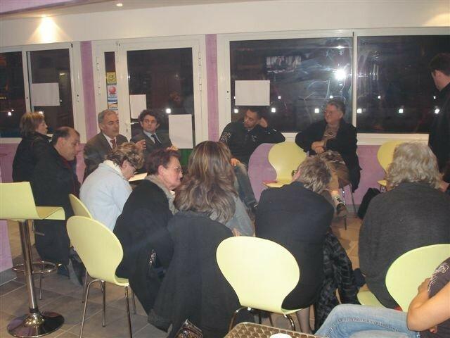 Débat participatif à St Roch