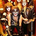 DYNASTY / French KISS Tribute Band (Photos Session)