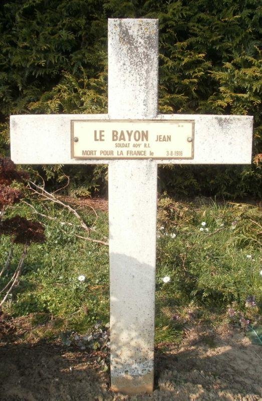 LE BAYON Jean