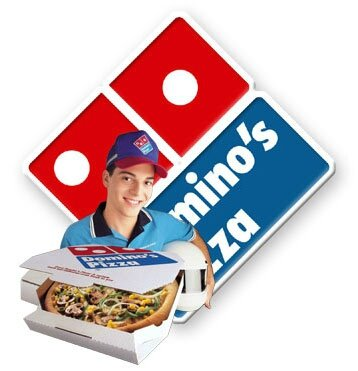 Dominos-pizza-recipe-in-box-with-delivery-guy