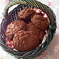 Cookies moelleux xxl