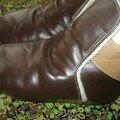 Boots preshoolians, taille 25 (= 26 français), portées 2-3 fois, 23e