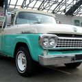 Ford F100 custom cab styleside pickup de 1958 01