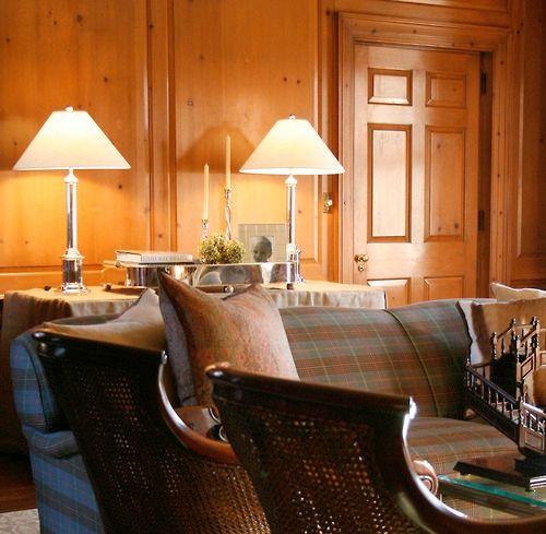 la d coanglaise chic et chaude car charg e donc cosy. Black Bedroom Furniture Sets. Home Design Ideas