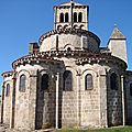 Conférence sur le fonctionnement d'une église romane