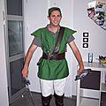 Legend of Zelda - patron maison