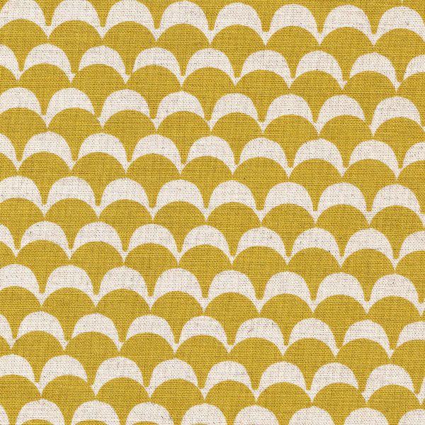 tissu-japonais-kokka-ellen-lucket-baker-stamped-wave