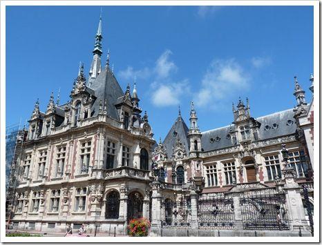 Palais Bénédictine Fécamp