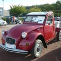 CITROËN 2CV pick-up 1964 Créhange (1)
