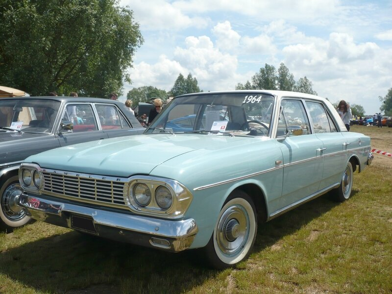 AMC Rambler Classic 4door Sedan 1964 Madine (1)