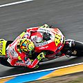 Un album moto gp revisité.