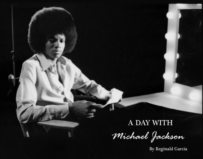 A Day With Michael Jackson, Reginald Garcia