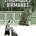 Chroniques birmanes, guy delisle