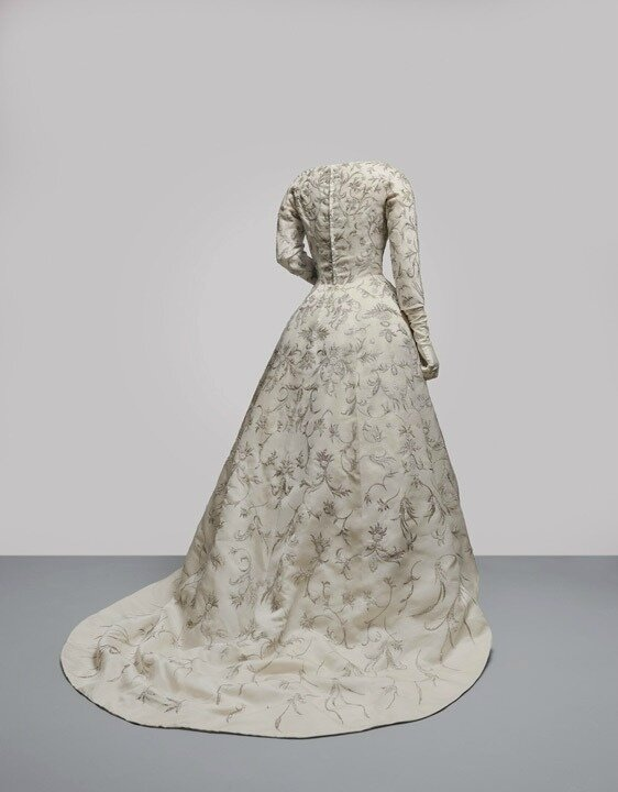 Cristobal Balenciaga, Wedding dress, 1957