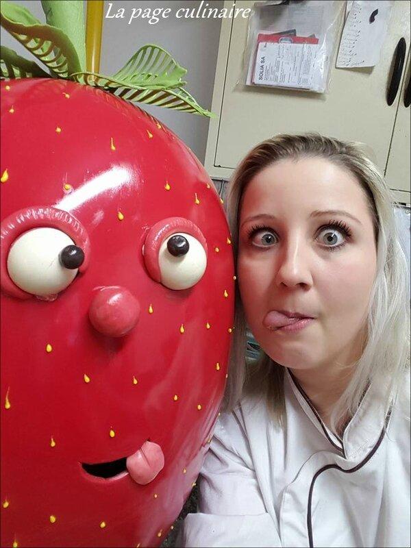 fraise tete