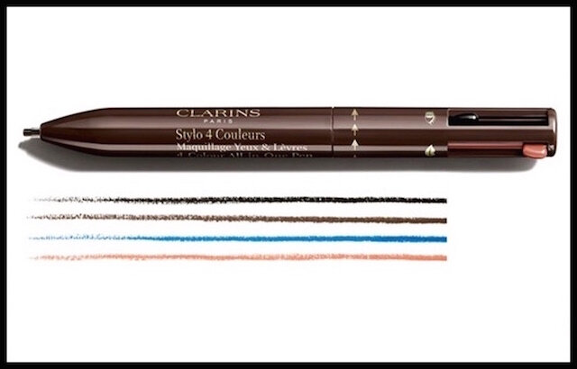 clarins stylo 4 couleurs 1