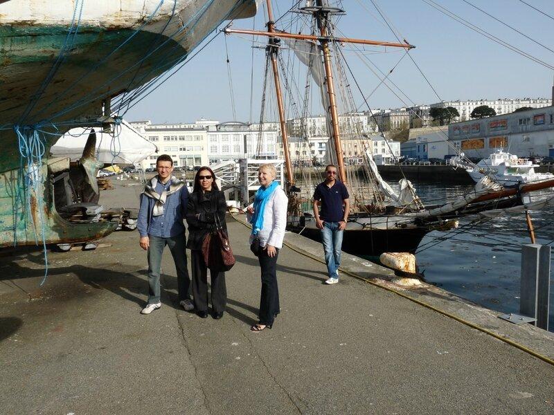 95 - A la découverte de Brest (8 Avril)