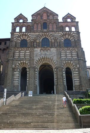 Cathédrale Le Puy