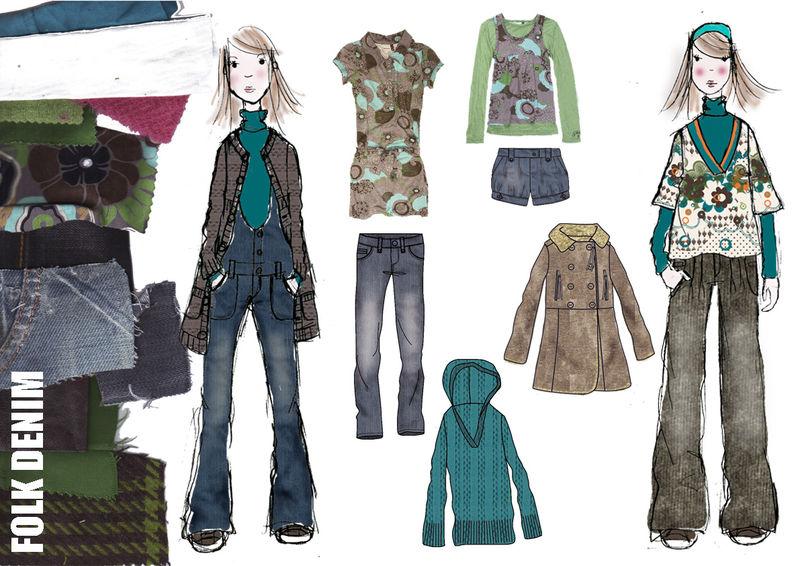 infographiste styliste