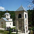 Fruska Gora, monastère de Staro Hopovo