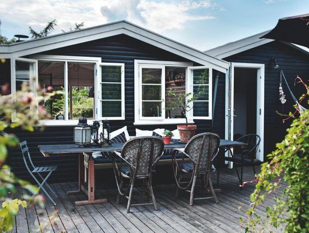 une cabane de bord de mer au danemark sonia saelens d co. Black Bedroom Furniture Sets. Home Design Ideas