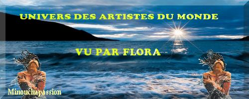 Bannière Fb à la demande de Flora