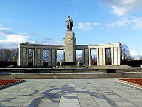BERLIN MEMORIAL SOVIETIQUE 2014