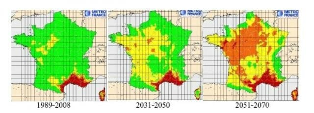 carte en 2050