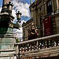 Splendeur du palais Garnier.