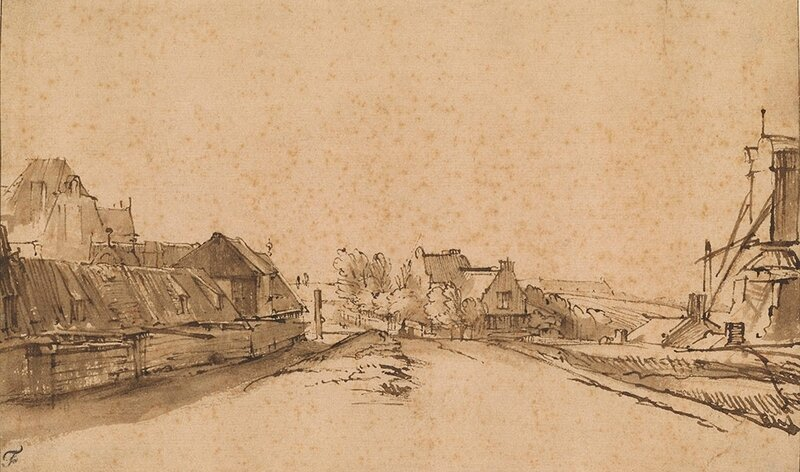20-Rembrandt-The-Bulwark